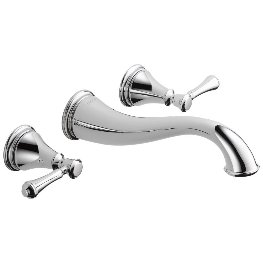 Delta Faucet T3597lf Wl At Michael Wagner And Sons Wall Mounted