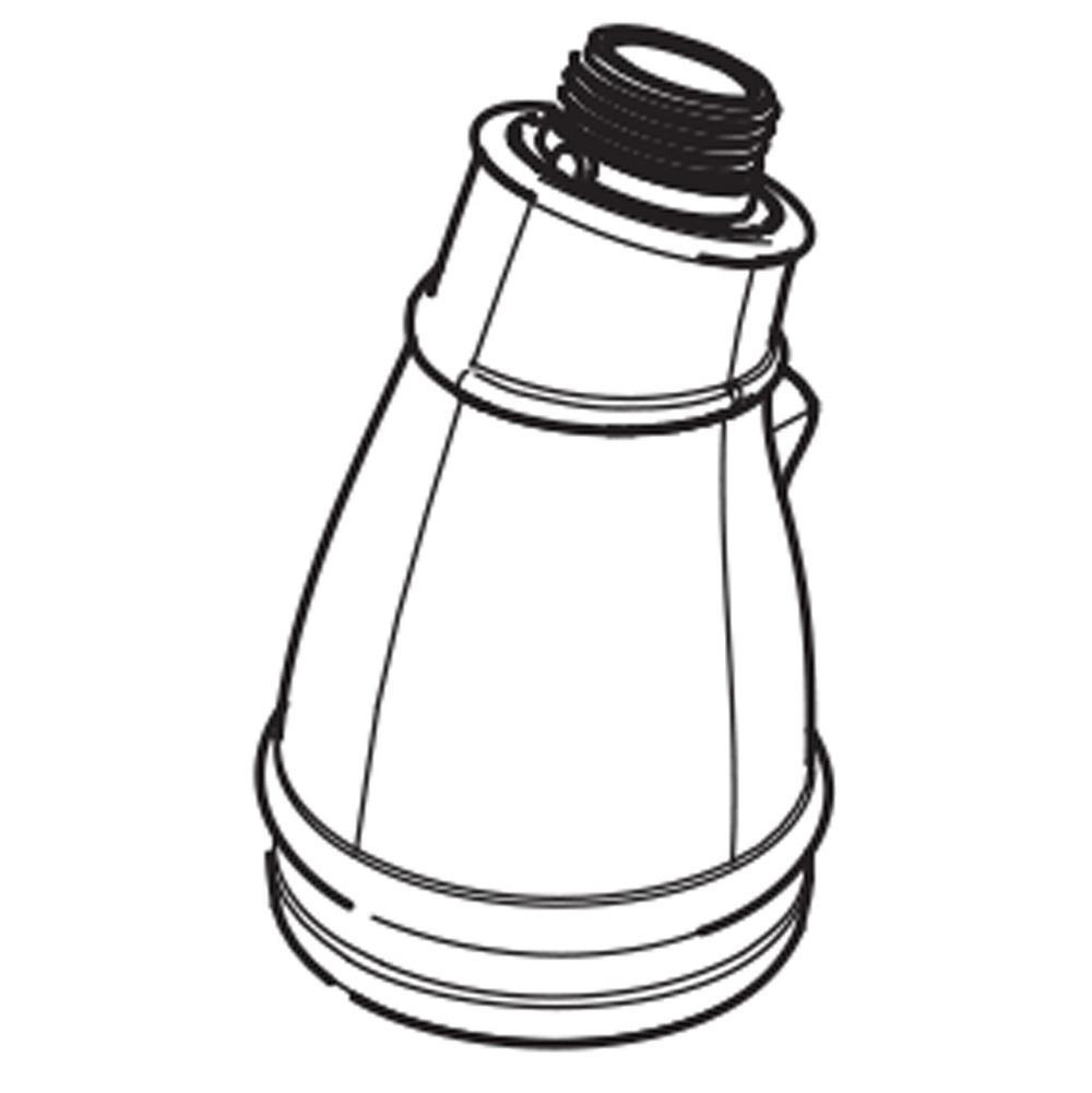 Kalia - 100060-130 - MONARK Hand Spray Stainless PVD