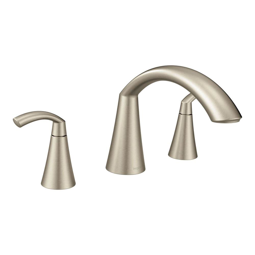 Moen T373bn At Michael Wagner And Sons Deck Mount Tub Fillers In A