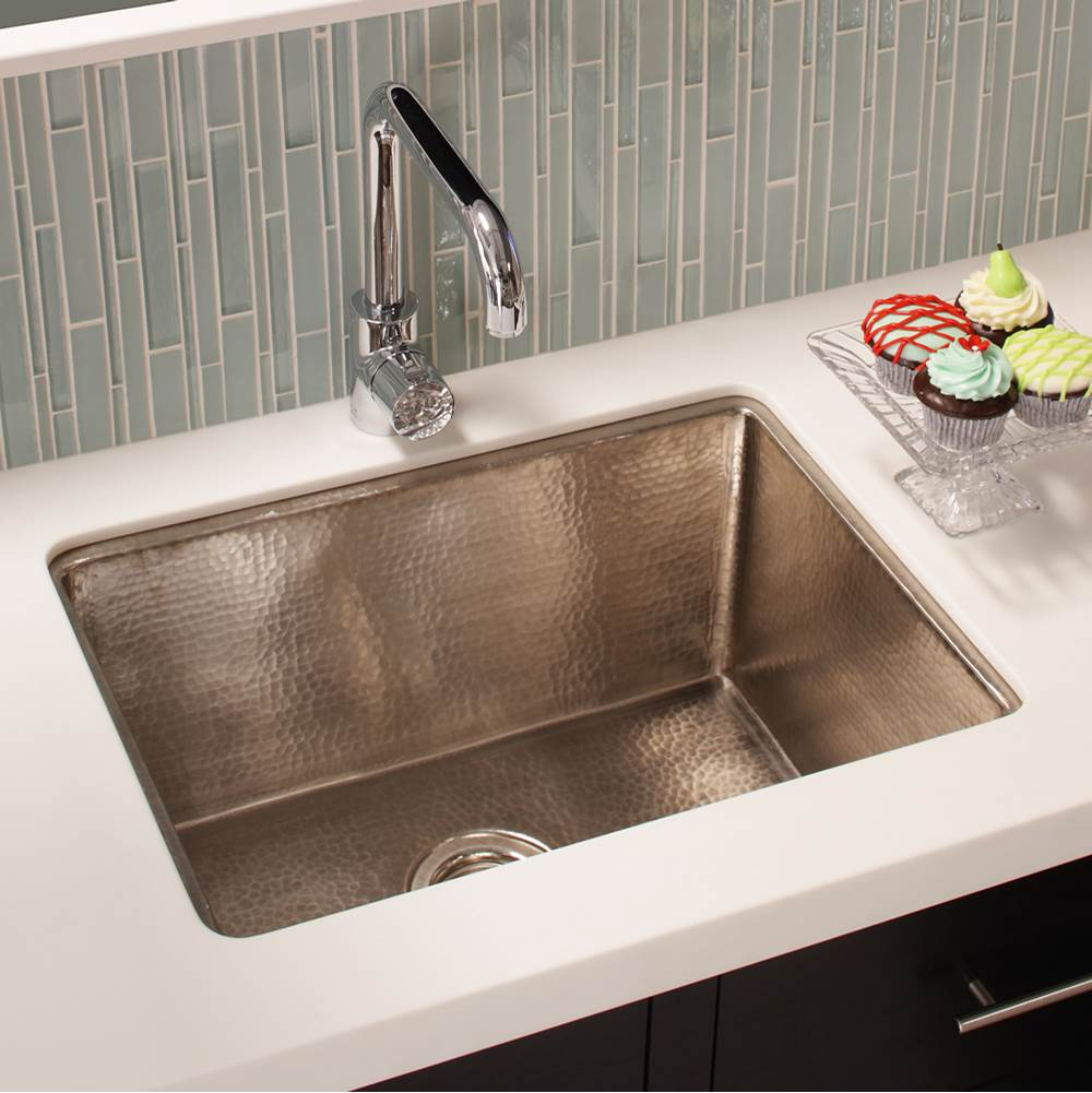 native trails cpk579 at michael wagner and sons undermount kitchen rh mwsplumbing com hammered nickel kitchen sink brushed nickel kitchen sink soap dispenser