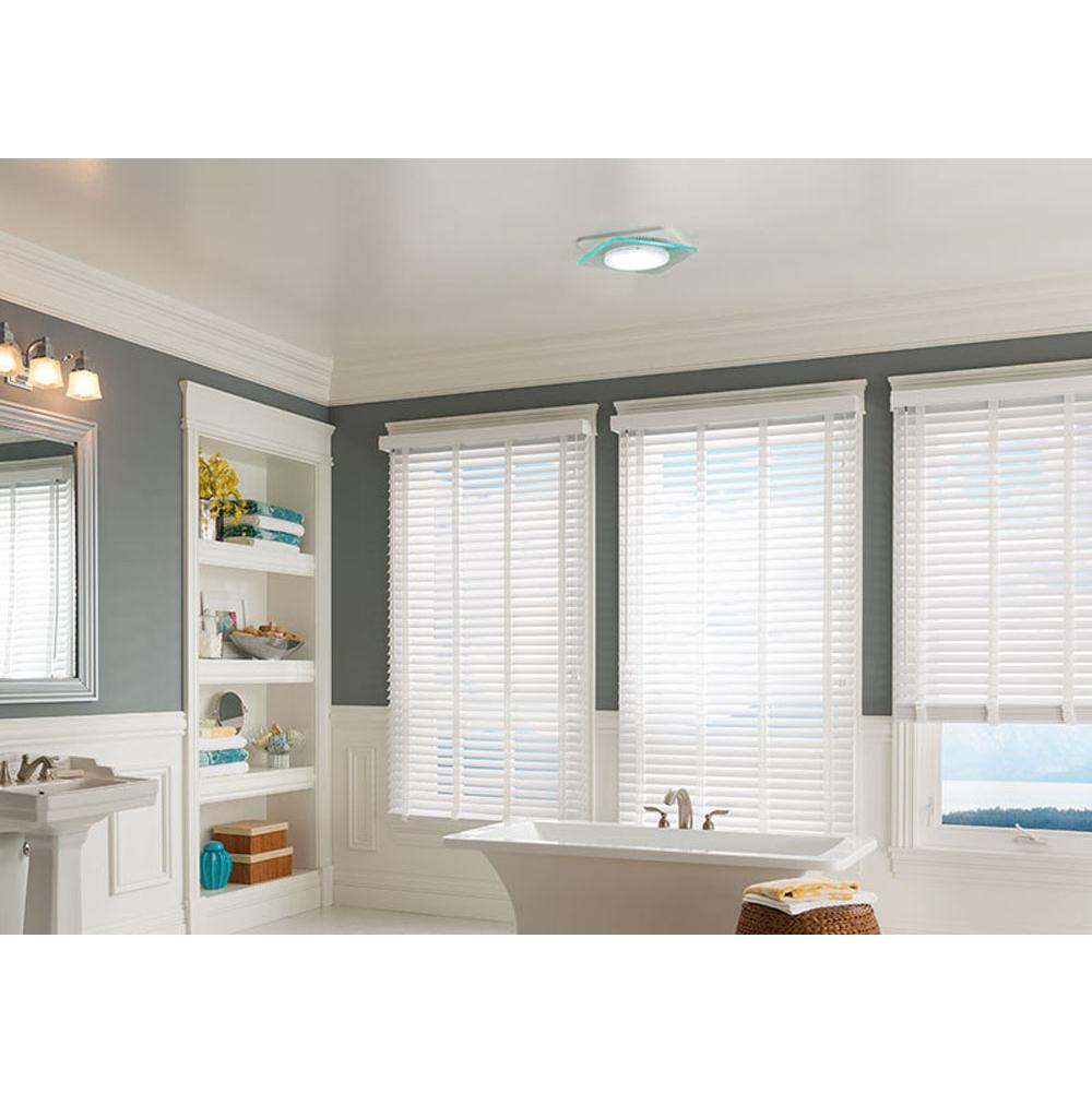 Broan Bathroom Exhaust Fan With Light And Nightlight ...