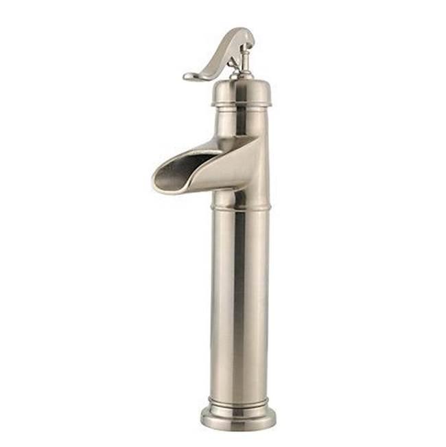 Merveilleux Pfister   LG40 YP0K   LG40 YP0K   Brushed Nickel   Single Handle Vessel  Faucet
