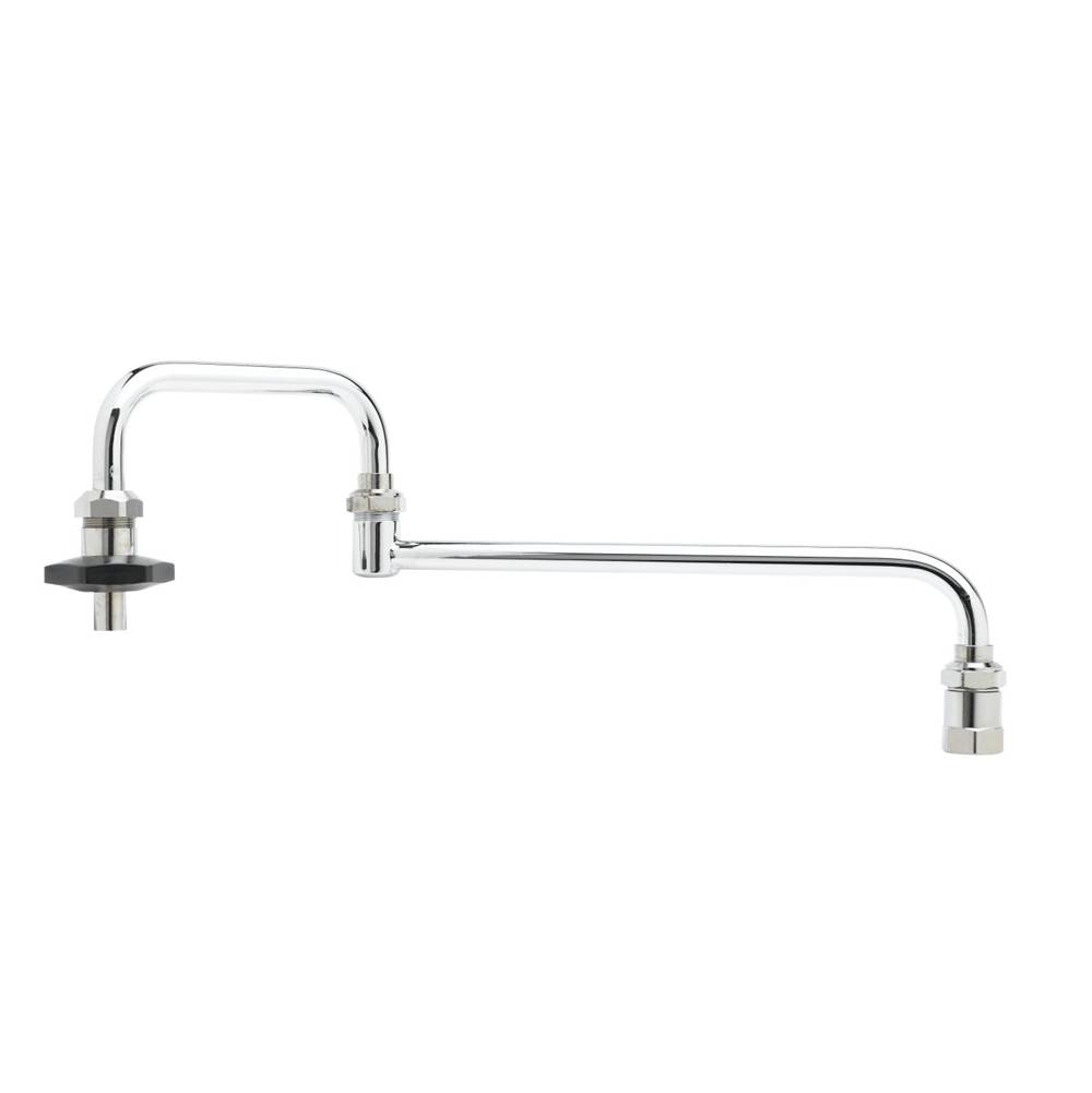 T S Brass B 0585 At Michael Wagner And Sons Deck Mount Pot Filler